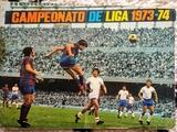 Album de cromos Campeonato de liga 73/74 - foto