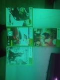4 Juegos Xbox 360 - foto