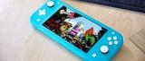 Nintendo switch lite + 2 juegos - foto