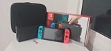 Nintendo switch Neón Azul/rojo - foto