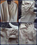 Traje con Chaleco y 2 Pantalones T.56 - foto