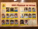 Super Futbol 84, EIZMENDI, RealSociedad. - foto
