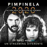 PIMPINELA. CONCIERTO STREAMING 2020