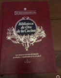 BIBLIOTECA DE ORO DE LA COCINA - foto