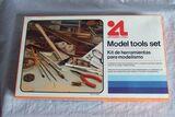 Kit herramientas para modelismo - foto