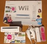 Wii Nintendo con 2 juegos - foto