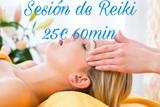 Sesión de Reiki - foto