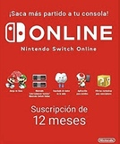 Switch online 12 meses - foto