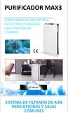 Maquinas purificadoras HEPA - foto