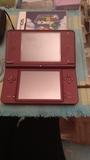 Nintendo DS XL y juego - foto