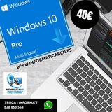 Windows 10 professional 64 bits per 40 - foto