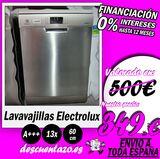 LAVAVAJILLAS ELECTROLUX 60 CM - foto