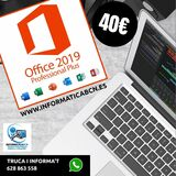Office 2019 original per 40 - foto