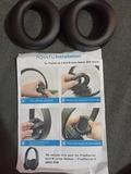 Almohadillas sony gold Headset wireless - foto