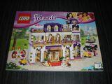 instrucciones gran hotel lego 41101 - foto