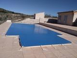 fabricantes de lona de piscina pvc - foto