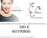 MicropigmentaciÓn labios profesional - foto