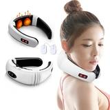 masajeador electrico cuello y espalda - foto