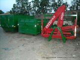 Retirada de residuos de jardines - cubas - foto