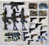 Pack airsoft - foto
