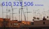 Instalacion antenas tdt satelite - foto