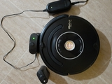 ROOMBA CON PARED VIRTUAL - foto