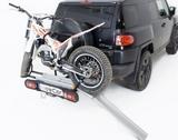 tow car moto remolque - foto