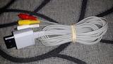 Cable av imagen wii. - foto