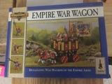 warhammer Imperio caballeros y war wagon - foto