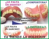 compostura de prótesis dental - foto