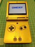 Gameboy Advance sp retroiluminada - foto