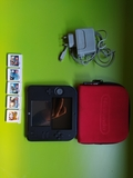 Nintendo 2 DS + 6 juegos+funda+csrgador - foto