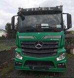 Tractora Mercedes - foto
