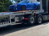 Subaru impreza wrx sti jdm - foto