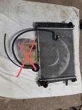 radiador bmw e30 - foto