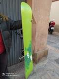 TABLA DE SNOW ROSSIGNOL+FIJACIONES - foto