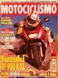 MOTOCICLISMO #1413 21/3/95.  BUEN ESTADO - foto