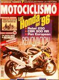 MOTOCICLISMO #1436 29/8/95.  BUEN ESTADO - foto