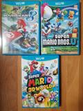 Vendo videojuegos de Wii U y Wii - foto