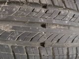 neumático continental de 14. - foto