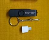 MEMORIA 8 GB USB PARA TELéFONOS