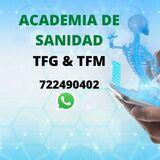 TE HACEMOS EL TFG O TFM DE SANIDAD - foto