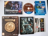 Uncharted 4 edición especial PS4 - foto