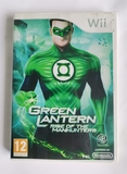Green lantern wii rise of the manhunters - foto