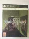 Kingdom Hearts 3 III limitada precintada - foto