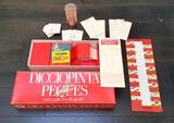 Juego antiguo pictionary dicciopinta - foto