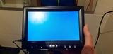 TELEVISIóN LCD PORTáTIL DE 7 PULGADAS