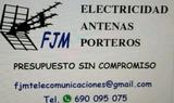 Antenista, electricista, y reparaciones - foto