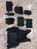 Chaleco Ciras color negro Airsoft - foto