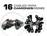 Kit cables adaptadores OBDII - foto